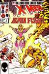 X-Men/Alpha Flight comic books