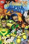 X-Men/Alpha Flight: The Gift comic books