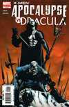 X-Men: Apocalypse/Dracula comic books