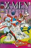 X-Men Archives Featuring Captain Britain #4 comic books for sale