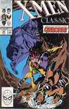 X-Men Classic #53 comic books - cover scans photos X-Men Classic #53 comic books - covers, picture gallery