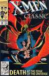 X-Men Classic #66 comic books - cover scans photos X-Men Classic #66 comic books - covers, picture gallery
