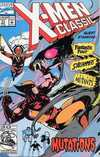 X-Men Classic #71 comic books - cover scans photos X-Men Classic #71 comic books - covers, picture gallery