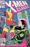 X-Men Classic #75 comic books - cover scans photos X-Men Classic #75 comic books - covers, picture gallery