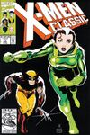 X-Men Classic #77 comic books - cover scans photos X-Men Classic #77 comic books - covers, picture gallery