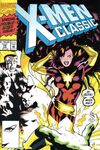 X-Men Classic #79 comic books - cover scans photos X-Men Classic #79 comic books - covers, picture gallery