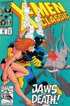X-Men Classic #80 comic books for sale