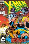 X-Men Classic #82 comic books - cover scans photos X-Men Classic #82 comic books - covers, picture gallery