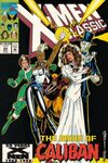 X-Men Classic #83 comic books - cover scans photos X-Men Classic #83 comic books - covers, picture gallery
