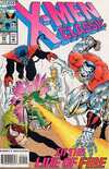 X-Men Classic #92 comic books - cover scans photos X-Men Classic #92 comic books - covers, picture gallery