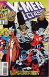 X-Men Classic #94 comic books - cover scans photos X-Men Classic #94 comic books - covers, picture gallery