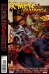 X-Men: Curse of the Mutants - X-Men vs. Vampires comic books