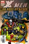 X-Men: Deadly Genesis #1 comic books - cover scans photos X-Men: Deadly Genesis #1 comic books - covers, picture gallery