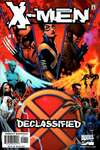 X-Men: Declassified #1 comic books - cover scans photos X-Men: Declassified #1 comic books - covers, picture gallery