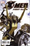 X-Men: First Class comic books