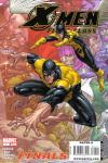 X-Men: First Class Finals comic books