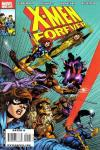 X-Men Forever comic books