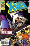 X-Men: Hidden Years #10 comic books - cover scans photos X-Men: Hidden Years #10 comic books - covers, picture gallery