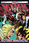 X-Men: Mutant Massacre Trade Paperback Comic Books. X-Men: Mutant Massacre Trade Paperback Comics.