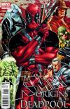 X-Men Origins: Deadpool Comic Books. X-Men Origins: Deadpool Comics.