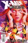 X-Men Origins: Jean Grey comic books