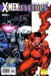 X-Men: Search for Cyclops #1 comic books for sale