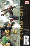 X-Men/Spider-Man comic books