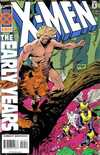 X-Men: The Early Years #10 comic books - cover scans photos X-Men: The Early Years #10 comic books - covers, picture gallery