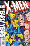 X-Men: The Early Years #4 comic books - cover scans photos X-Men: The Early Years #4 comic books - covers, picture gallery