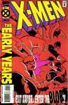 X-Men: The Early Years #7 comic books - cover scans photos X-Men: The Early Years #7 comic books - covers, picture gallery