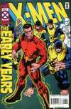 X-Men: The Early Years #8 comic books - cover scans photos X-Men: The Early Years #8 comic books - covers, picture gallery