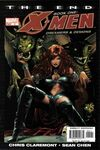 X-Men: The End #5 comic books - cover scans photos X-Men: The End #5 comic books - covers, picture gallery