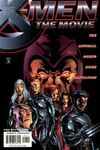 X-Men: The Movie comic books