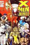 X-Men Unlimited #5 comic books for sale