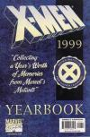 X-Men: Yearbook 1999 #1 comic books for sale