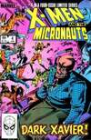 X-Men and the Micronauts #4 Comic Books - Covers, Scans, Photos  in X-Men and the Micronauts Comic Books - Covers, Scans, Gallery