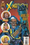 X-Nation 2099 #3 comic books for sale