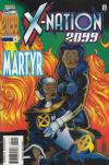 X-Nation 2099 #5 comic books for sale