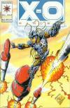 X-O Manowar #23 comic books for sale