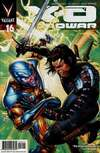 X-O Manowar #16 Comic Books - Covers, Scans, Photos  in X-O Manowar Comic Books - Covers, Scans, Gallery
