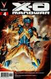 X-O Manowar #4 Comic Books - Covers, Scans, Photos  in X-O Manowar Comic Books - Covers, Scans, Gallery