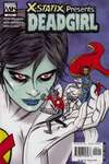 X-Statix Presents: Dead Girl #2 comic books - cover scans photos X-Statix Presents: Dead Girl #2 comic books - covers, picture gallery