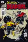 X-Statix Presents: Dead Girl #3 comic books - cover scans photos X-Statix Presents: Dead Girl #3 comic books - covers, picture gallery