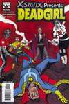 X-Statix Presents: Dead Girl #5 Comic Books - Covers, Scans, Photos  in X-Statix Presents: Dead Girl Comic Books - Covers, Scans, Gallery