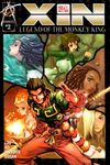 XIN: Legend of the Monkey King #2 comic books - cover scans photos XIN: Legend of the Monkey King #2 comic books - covers, picture gallery