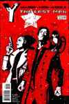 Y: The Last Man #55 comic books - cover scans photos Y: The Last Man #55 comic books - covers, picture gallery