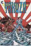 Yakuza Comic Books. Yakuza Comics.