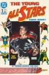 Young All-Stars comic books