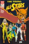 Young All-Stars #12 comic books for sale