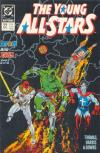 Young All-Stars #22 comic books for sale